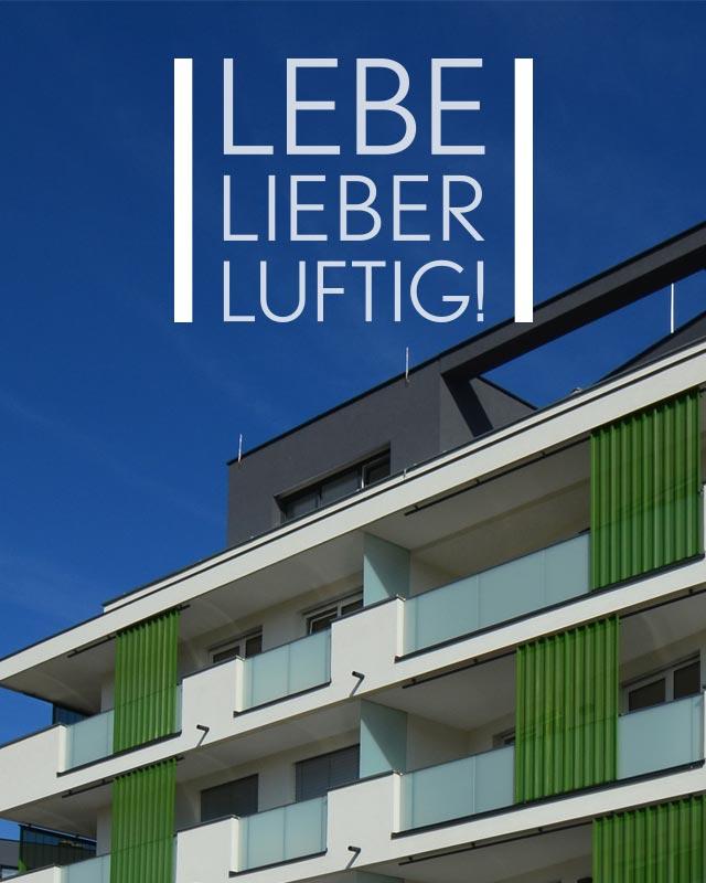 Relativ Unbefristete Mietwohnungen mit Loggia/Balkon - 2320 Schwechat FF02