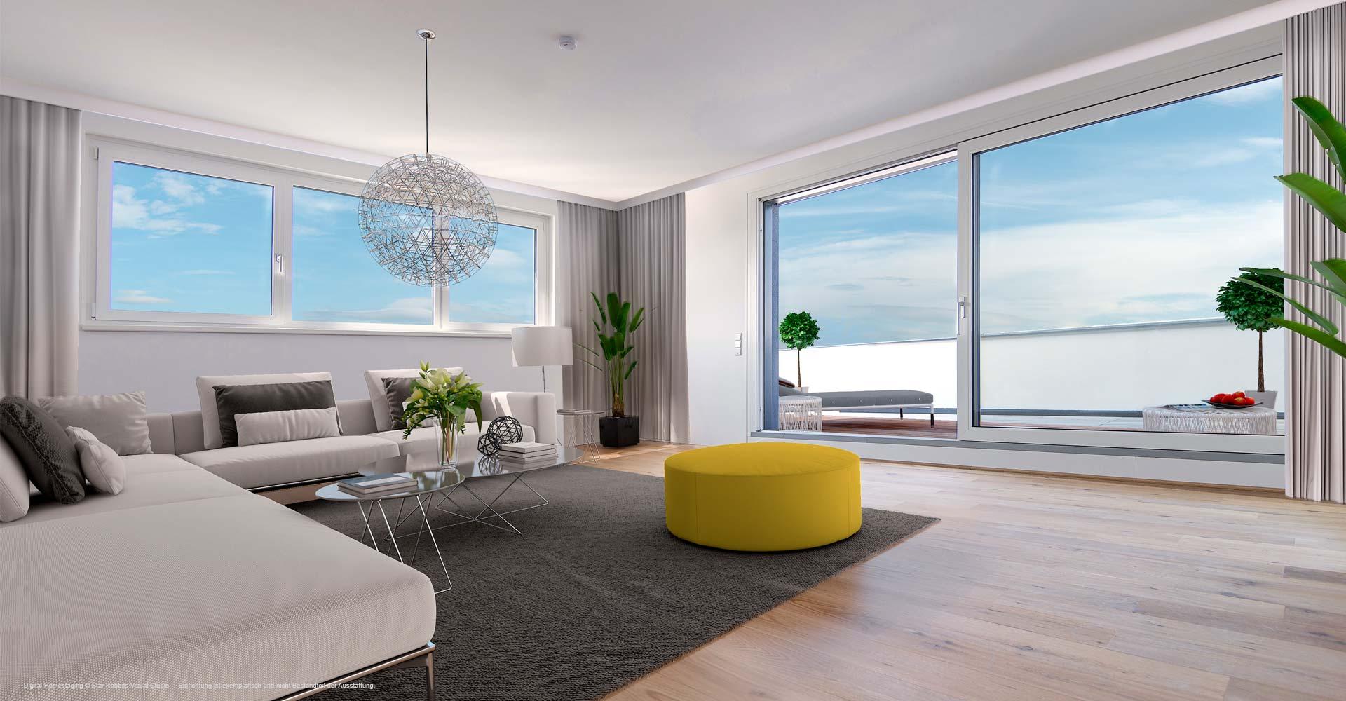 villanova - Penthouse Wohnung